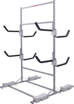 Malone Auto Racks FS 6-Kayak Storage Rack