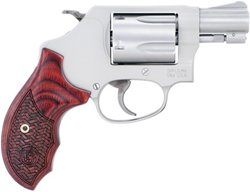 Smith & Wesson 637 Performance Center .38 Special Revolver