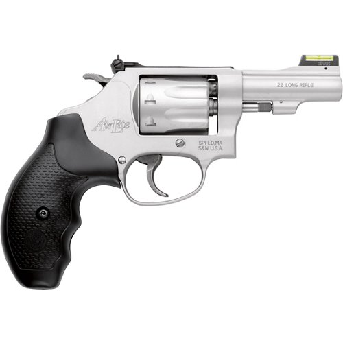 Smith & Wesson 317 Kit Gun .22 LR Revolver with HIVIZ Sight