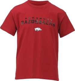 Gen2 Boys' University of Arkansas Nebula T-shirt