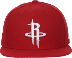 New Era Men's Houston Rockets 59FIFTY Stock Cap
