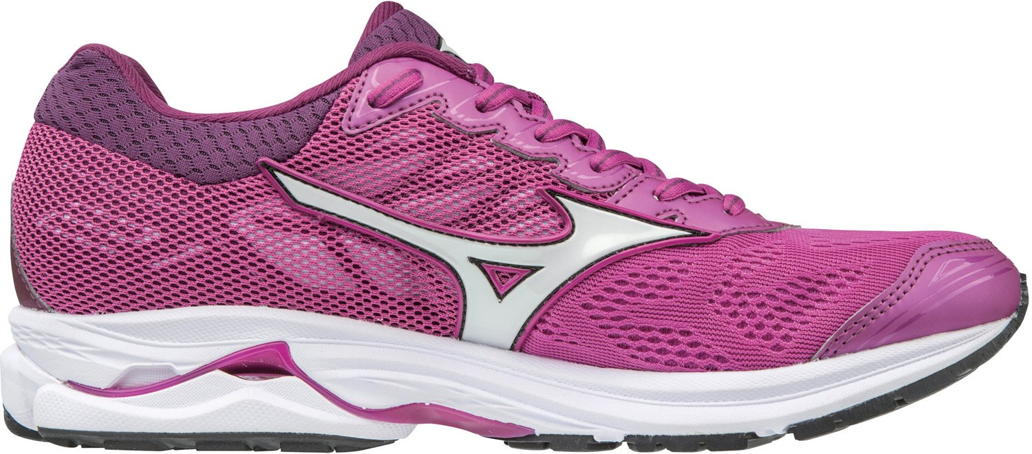 new photos bd820 16858 Display product reviews for Mizuno Women s Wave Rider 21 Running Shoes