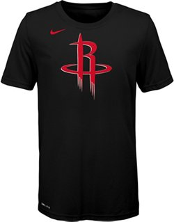 Nike Boys' Houston Rockets Logo Dri-FIT T-shirt