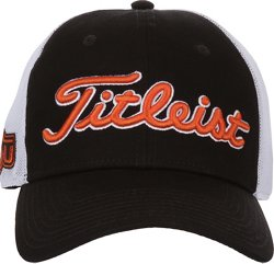 Titleist Men's Oklahoma State University Twill Mesh Cap