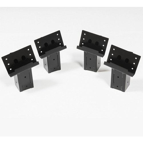 Elevators 4 x 4 Double 8° Angled Elevators 4-Pack