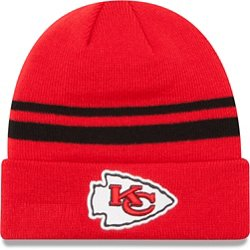 New Era Men's Kansas City Chiefs Cuff Knit Cap