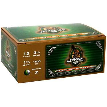 HEVI-Shot Duck 12 Gauge Steel Shotshells