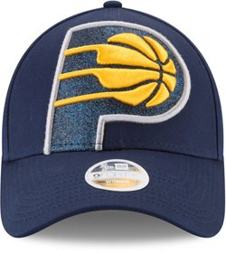 New Era Women's Indiana Pacers Glitter Glam 9FORTY Cap