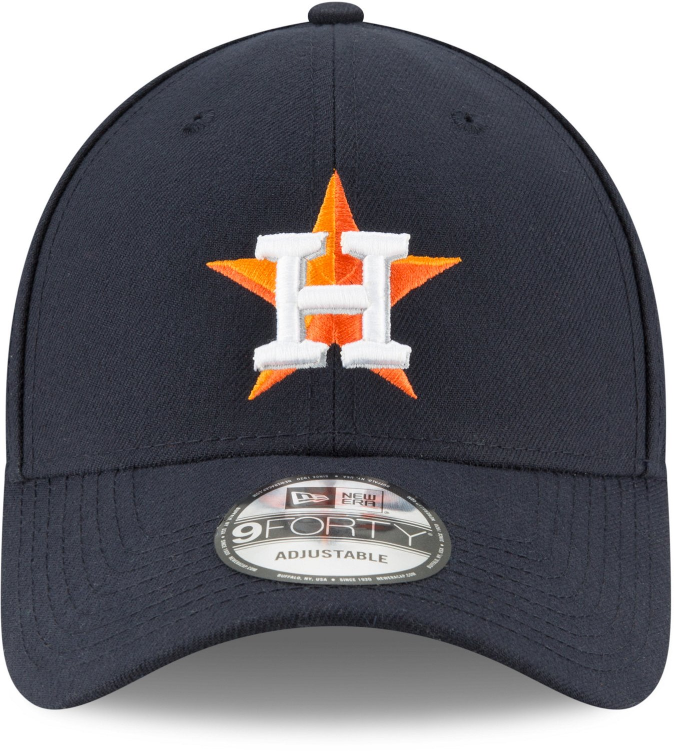 63baf3917bc Display product reviews for New Era Men s Houston Astros 9FORTY League Cap