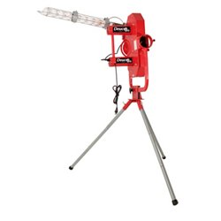Deuce 95 Curveball Pitching Machine with Auto Ball Feeder