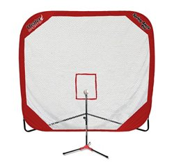 Heater Sports Spring Away Pro Net and Flop Top Batting Tee Set