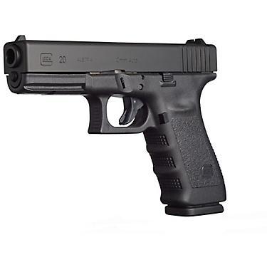 Glock G20 Gen3 SF 10mm AUTO Full-Sized 15-Round Pistol