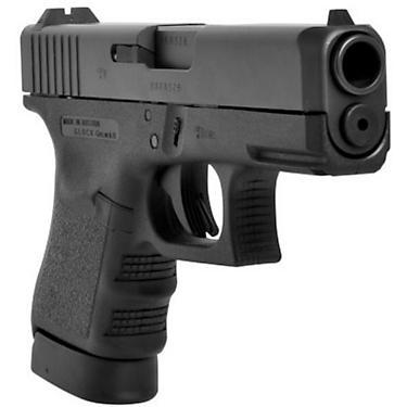 Glock G36 SL Rail 45 ACP Sub-Compact 6-Round Pistol