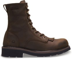 Wolverine Men's Ranch Hand 8 in Soft Toe Work Boots