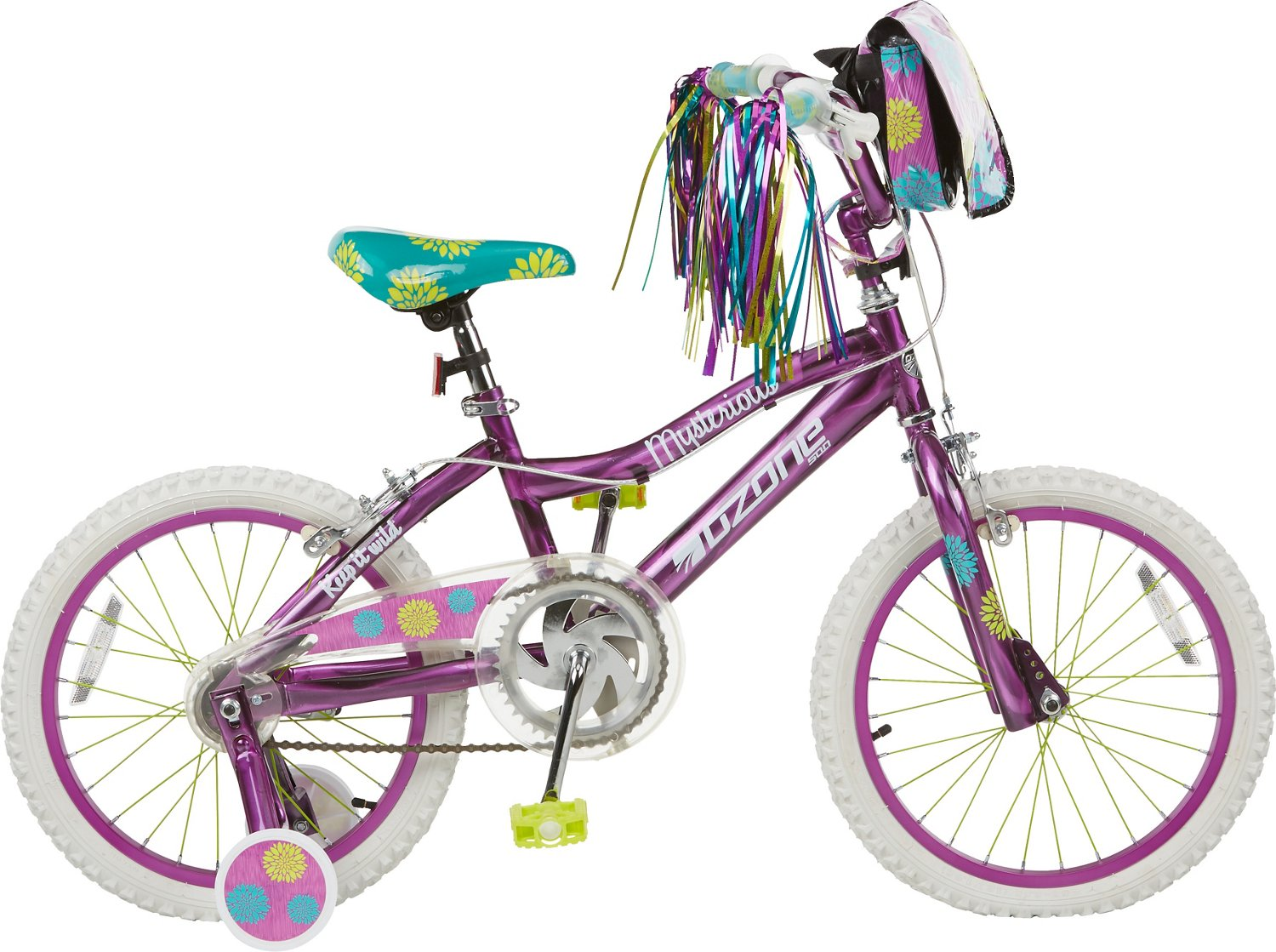 a09a9c829ed 5. 3. Display product reviews for Ozone 500 Girls' 18 in Mysterious Bike