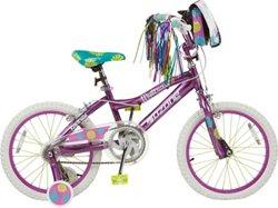 Ozone 500 Girls' 18 in Mysterious Bike