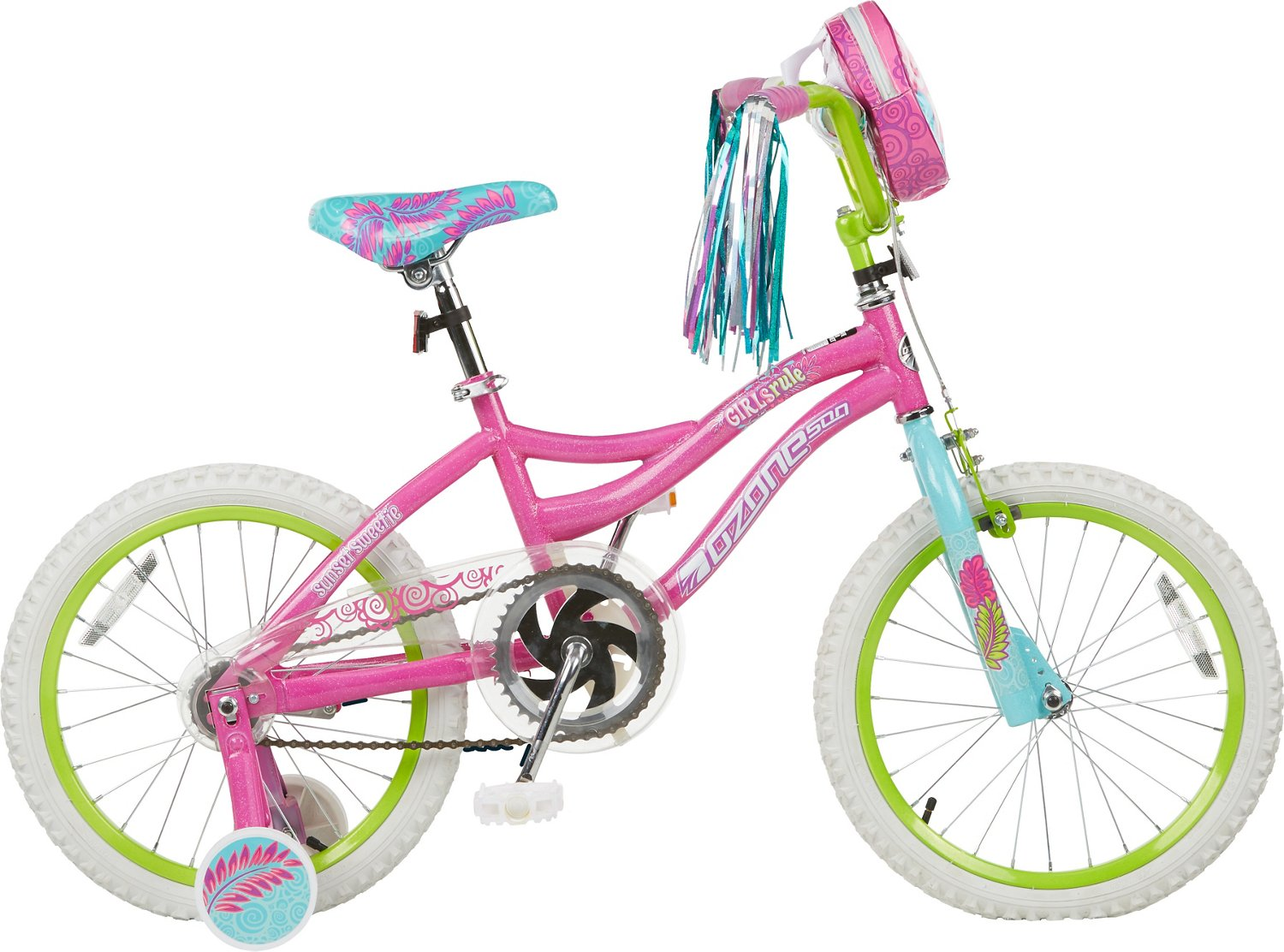 f25e1917e3f Display product reviews for Ozone 500 Girls' 18 in Girls Rule Bike