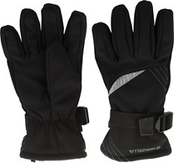 Women's Polartec Alpha Parker Ski Gloves