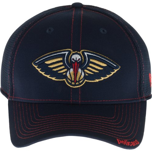 best sneakers 388a0 668b4 ... release date coupon new era mens new orleans pelicans neo 39thirty cap  view number 5dd6c acb08