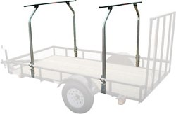 Malone Auto Racks TopTier Utility Trailer Cross Bar System