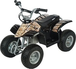 Razor® Kids' Dirt Quad Camo 4 Wheeler