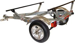 Malone Auto Racks MicroSport XT Base Trailer Kit