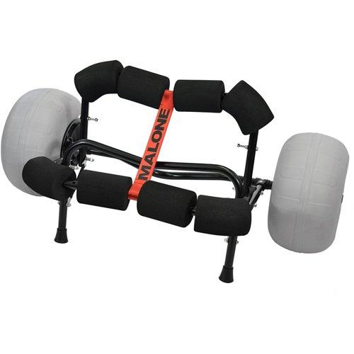 Malone Auto Racks BeachHauler 250 Soft-Terrain Heavy-Duty Boat Cart