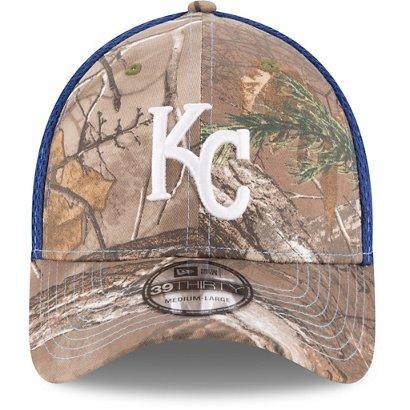 san francisco 72bf8 711d0 ... New Era Men s Kansas City Royals 39THIRTY Realtree Cap. Royals Hats.  Hover Click to enlarge