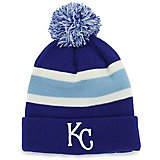 '47 Kansas City Royals Breakaway Cuffed Pom Knit Beanie