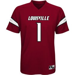 Toddlers' University of Louisville Football Jersey Performance T-shirt