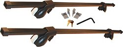 Malone Auto Racks 50 in SteelTop Cross Rail System