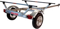 Malone Auto Racks MicroSport 20 ft Canoe/Kayak Base Trailer  Kit