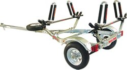 Malone Auto Racks Canoe and Kayak Carrier Trailer Kit