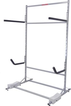 Malone Auto Racks FS Rack 2 Kayak and 2 SUP Storage Rack