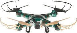 World Tech Toys Striker-X Camo HD Spy Drone