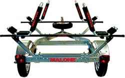 Malone Auto Racks MPG461G2 MicroSport Trailer Package Kit