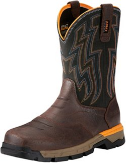Men's Rebar Flex Composite Toe Western Work Boots