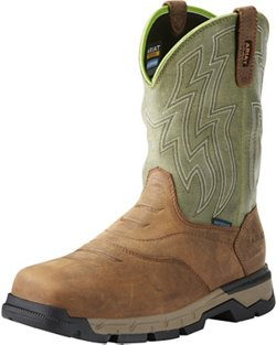 Men's Rebar H2O Composite Toe Western Work Boots