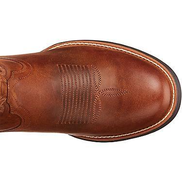 f6cc7dbe235 Ariat Men's Sport Horseman Roper Western Boots