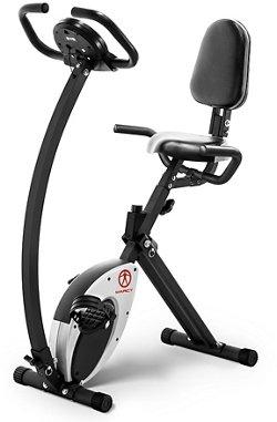 NS-653 Foldable Recumbent Exercise Bike