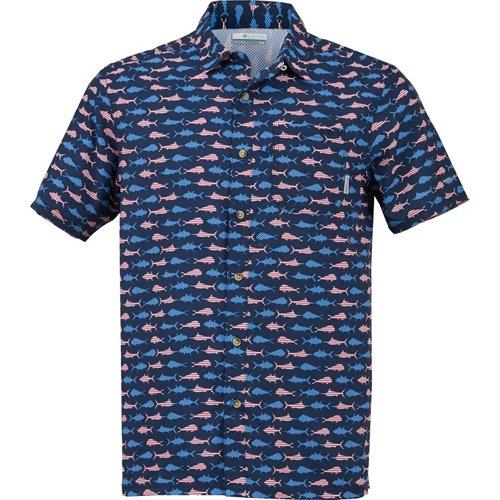Columbia Sportswear Men's Super Slack Tide Camp Shirt