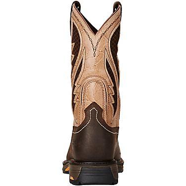 c34c0691185 Ariat Men's Workhog VentTEK EH Composite Toe Wellington Work Boots