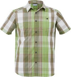 Columbia Sportswear Men's Boulder Ridge Short Sleeve Shirt