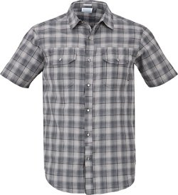 Men's Leadville Ridge Plaid Shirt