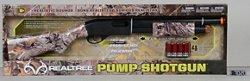 Kids' Camo Pump Toy Shotgun