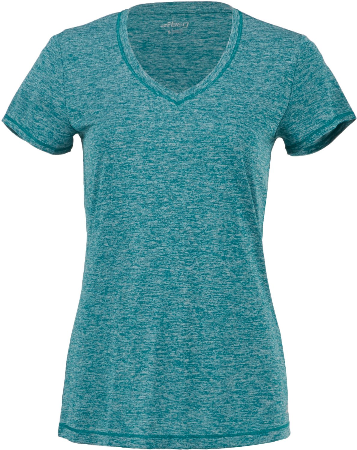 de0bb805 Display product reviews for BCG Women's Heather V-neck Training Tech T-shirt