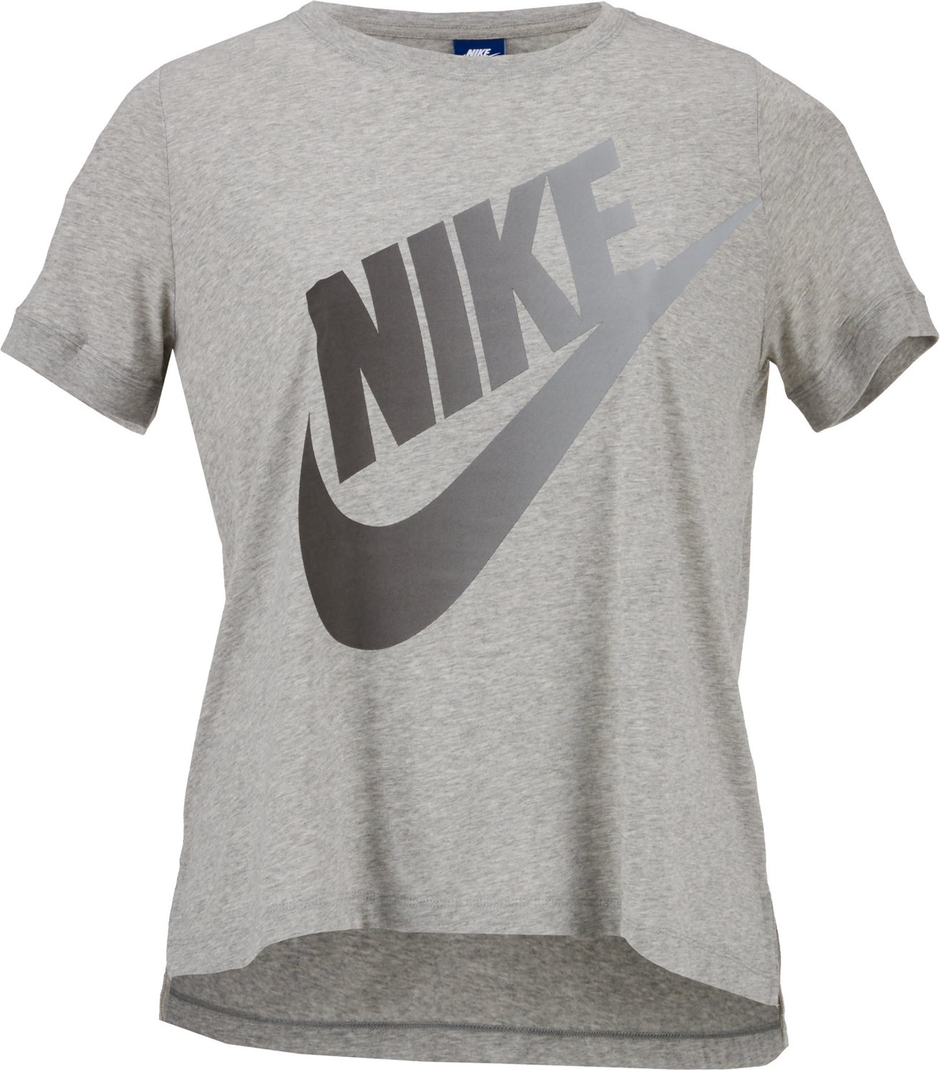 eac80dec43e72 Display product reviews for Nike Women s Logo Futura Ext Plus Size Short  Sleeve Top
