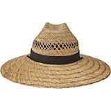 O'Rageous Men's Straw Lifeguard Hat