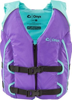 Onyx Outdoor Kids' All Adventure Life Vest
