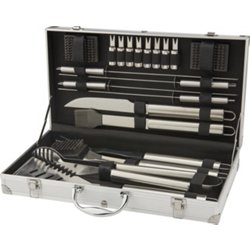 Deluxe Aluminum Barbecue Tool Set